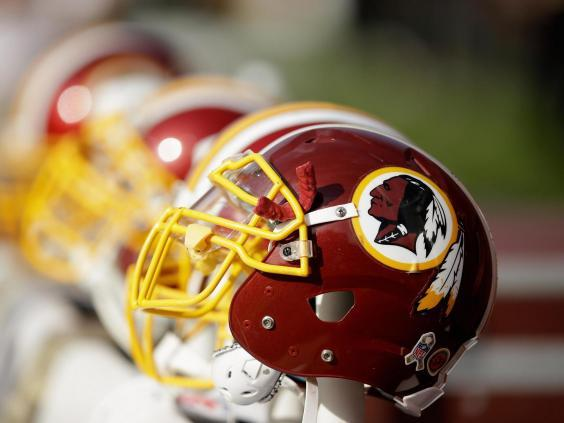 Washington have used the current Redskins logo since 1971 (Getty)