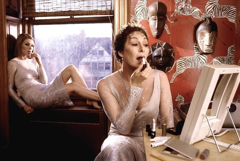 Angelica Huston in The Royal Tenenbaums
