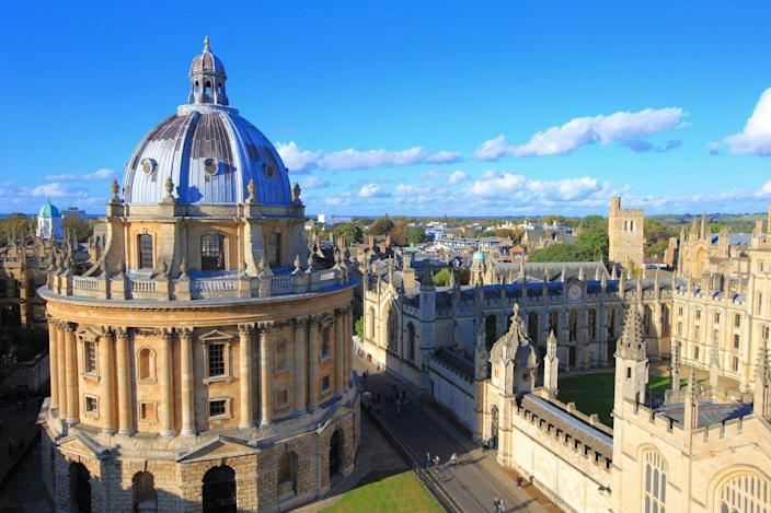 It is important to break down the socioeconomic and cultural barriers to access to study at institutions such as Oxford: Getty/iStock