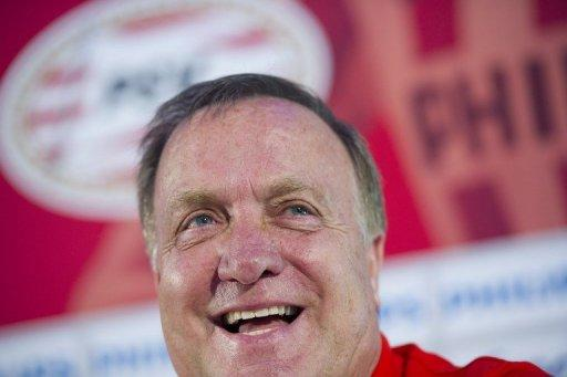 Dick Advocaat, 64, is the most high-profile of the top-ranking coaches after returning to the Dutch league