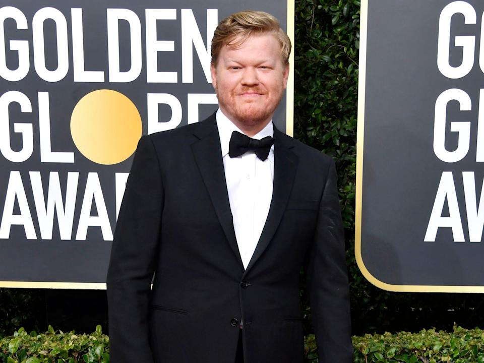 Jesse Plemons attends the 77th Annual Golden Globe Awards at The Beverly Hilton Hotel on January 05, 2020 in Beverly Hills, California.
