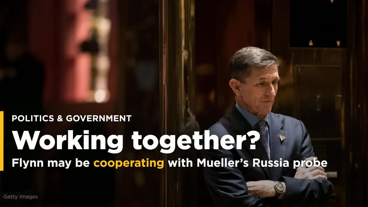Former national security adviser Michael Flynn have told President Donald Trump's lawyers that they are no longer communicating with them about special counsel Robert Mueller's investigation into Russian election interference.