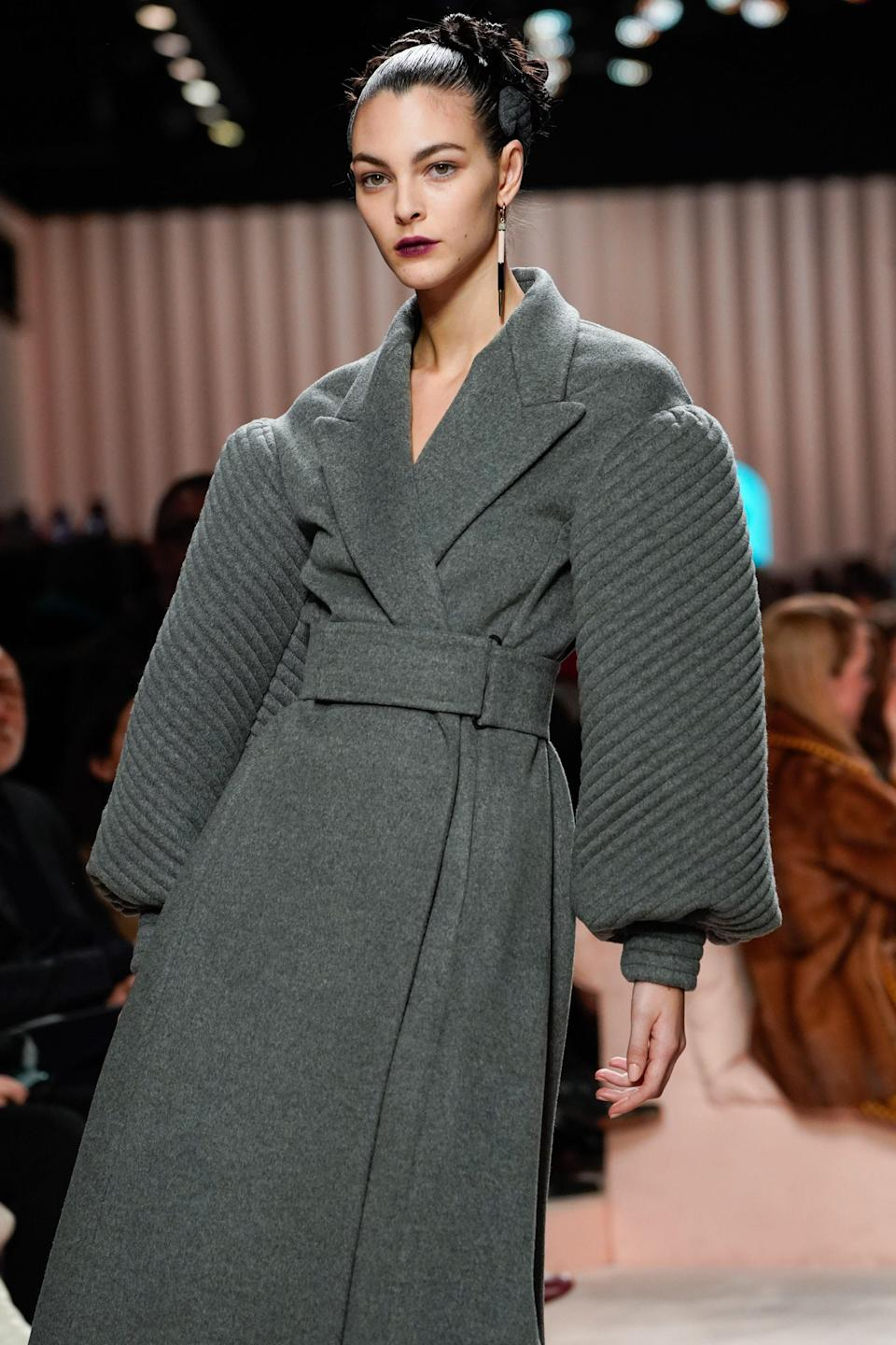 """<h1 class=""""title"""">Fendi - Runway - Milan Fashion Week Fall/Winter 2020-2021</h1><cite class=""""credit"""">Pietro D'Aprano/GETTY IMAGES</cite>"""