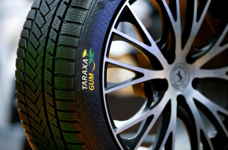 Continental, Osram cut costs as autos downturn hits suppliers