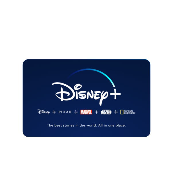 "For the dad who lives for <em>Star Wars</em> and cried over <em>Coco</em>, <a href=""https://disneyplus.bn5x.net/r5gGG"" rel=""nofollow noopener"" target=""_blank"" data-ylk=""slk:a Disney+ subscription"" class=""link rapid-noclick-resp"">a Disney+ subscription</a> will stand the test of time. Choose a delivery date and the gift card will be emailed over with instructions on how to redeem a one-year membership. $70, Disney+. <a href=""https://subscriptioncard.disneyplus.com/"" rel=""nofollow noopener"" target=""_blank"" data-ylk=""slk:Get it now!"" class=""link rapid-noclick-resp"">Get it now!</a>"