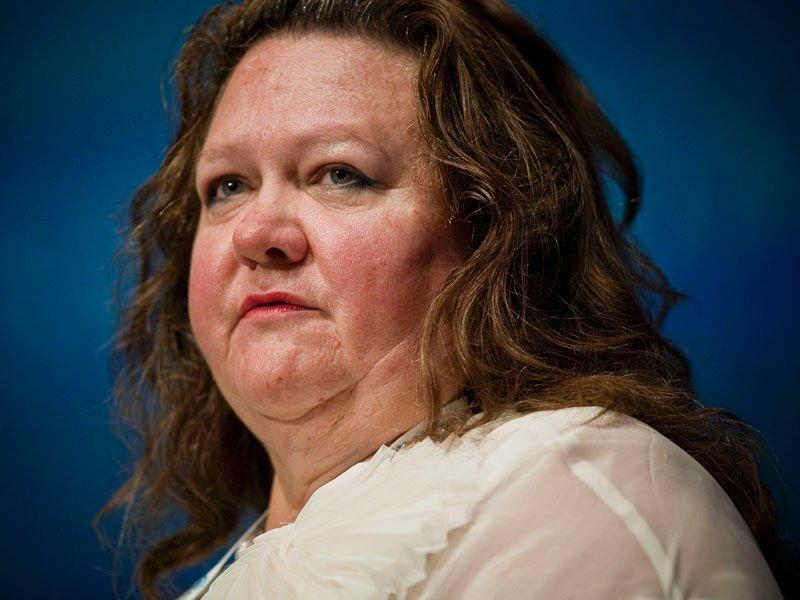 Fairfax maintains Rinehart resistance