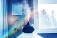"<p class=""body-dropcap"">After a long day of being masked up, you deserve something better just stale air. Essential oil diffusers make your home smell great while doing your body a solid—aromatherapy is real, people. </p><p>If you didn't know, essential oil diffusers are like humidifiers, but instead of producing straight-up water vapor, they diffuse water vapor containing essential oils into the air. If your allergies are kicking in soon, some of these buys also double as a humidifier (a two for one special). </p><p>Book yourself a Self Care Sunday right from your house with your favorite mask, a mimosa, and one of these babies. Each essential oil has different benefits. Some are a great way to start your morning, others are definitely a lifesaver when a headache is creeping up. </p><p>Eucalyptus is one of the most commonly used oils according to the <a href=""https://naha.org/explore-aromatherapy/about-aromatherapy/most-commonly-used-essential-oils"" rel=""nofollow noopener"" target=""_blank"" data-ylk=""slk:National Association of Holistic Aromatherapy."" class=""link rapid-noclick-resp"">National Association of Holistic Aromatherapy.</a> But have you tried Neroli? That one is said to relieve Relieves and Reduces Anxiety and PMS. The more you know. </p><p>Now, let's find you a diffuser!</p>"