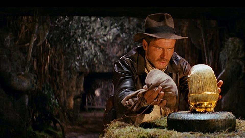 Raiders of the Lost Ark (Credit: Paramount)