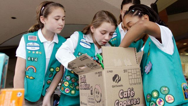 Girl Scouts Power Up to Launch 'Video Game Designer' Patch (ABC News)