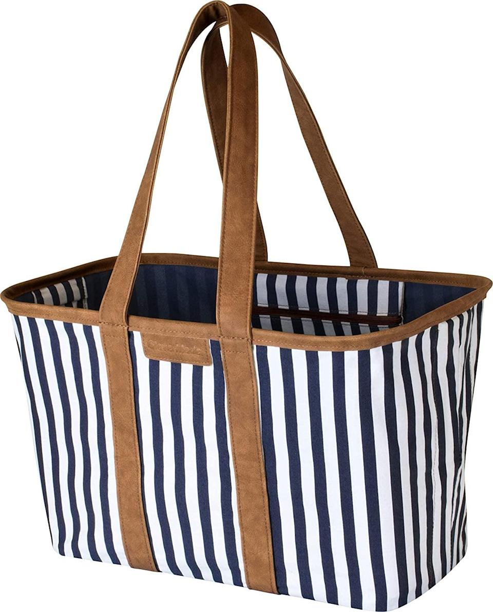 <p>This <span>CleverMade Picnic Tote</span> ($33) is an investment you'll cherish for years.</p>