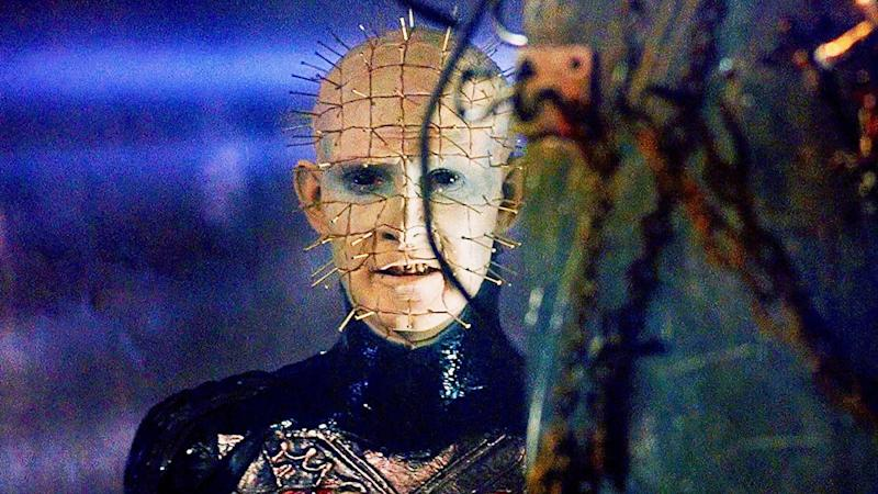 Doug Bradley (Pinhead) from Hellraiser