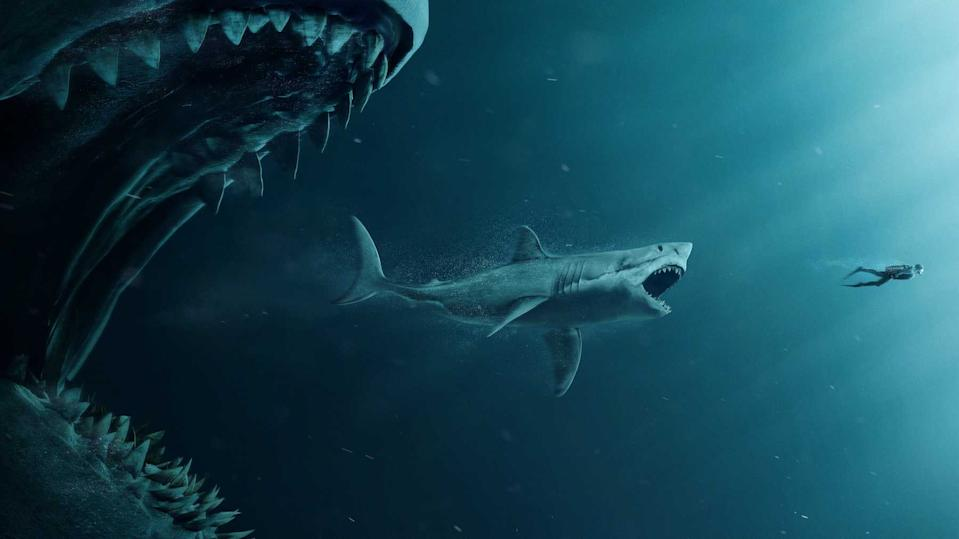 The Meg (Credit: Warner Bros)