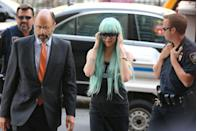 "<p>The former Nickelodeon star had a troubled 2012. There was the time she was arrested for a DUI and then pleaded with Barack Obama on Twitter to fire the cop who handled it. There were the hit-and-run accusations, the cheek piercings, the pink wig, and plans to sue every media outlet that wrote about her. And of course, who could forget the time she tweeted Drake that she wanted him to ""murder [her] vagina""? Thankfully, she eventually got the help she needed and is now <a href=""http://people.com/celebrity/amanda-bynes-turns-30-inside-her-healthier-life-now/"" rel=""nofollow noopener"" target=""_blank"" data-ylk=""slk:reportedly"" class=""link rapid-noclick-resp"">reportedly</a> three years sober.</p>"