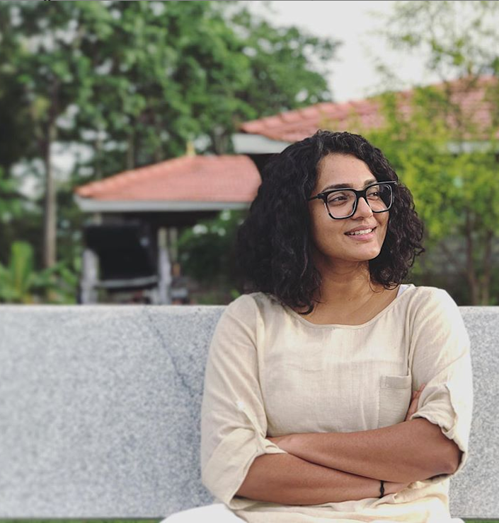 Parvathy Thiruvoth (Image from Instagram)
