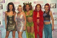 <p><strong>When? </strong>November, 1997</p><p><strong>Where? </strong>Rotterdam, the Netherlands</p><p><strong>What? </strong>The MTV Europe Music Awards</p>