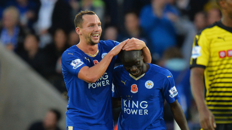 Drinkwater and Kante