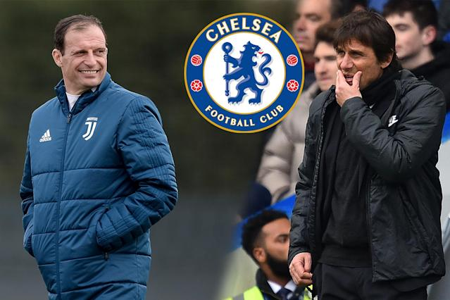 Could Chelsea be lining up Massimiliano Allegri to replace current manager Antonio Conte? Reports suggest so.