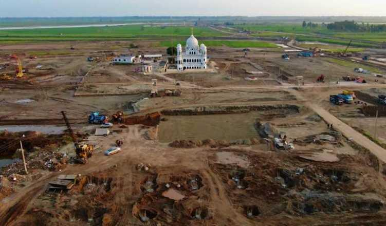 Pak Increases Land Allotted To Kartarpur Gurdwara From 3 To 42 Acres