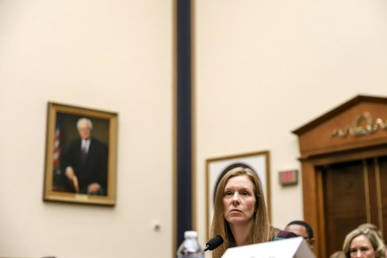 Monika Bickert, the head of global policy management at Facebook, testified at at July 17 hearing on questions of alleged political bias by social media firms