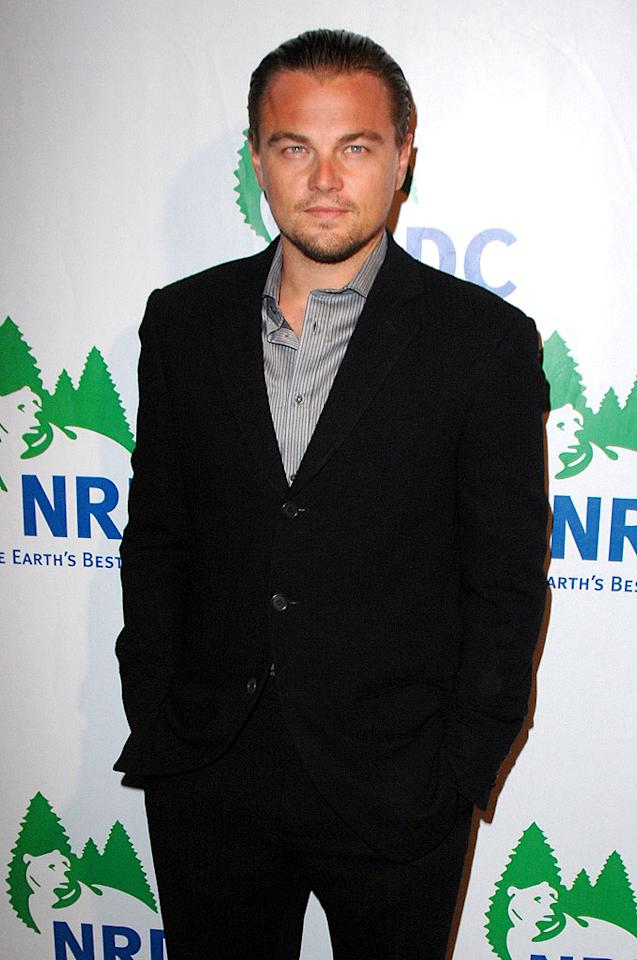 """While his mere presence makes the world a more beautiful place, Leonardo DiCaprio has found many other ways to help. For example, he's the executive producer of the Planet Green reality series, """"Greensburg,"""" which follows a Kansas town's attempt to go green. Steve Granitz/<a href=""""http://www.wireimage.com"""" target=""""new"""">WireImage.com</a> - April 25, 2009"""
