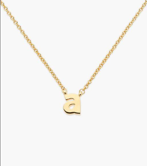 """<p>Gold plated letter necklace, £30, Melissa Odabash</p><p><a class=""""body-btn-link"""" href=""""https://go.redirectingat.com?id=127X1599956&url=https%3A%2F%2Fwww.johnlewis.com%2Fmelissa-odabash-gold-plated-initial-pendant-necklace%2Fp3783376&sref=http%3A%2F%2Fwww.cosmopolitan.com%2Fuk%2Ffashion%2Fstyle%2Fg28364921%2Fbest-personalised-necklaces%2F"""" target=""""_blank"""">Buy Now</a>  </p>"""