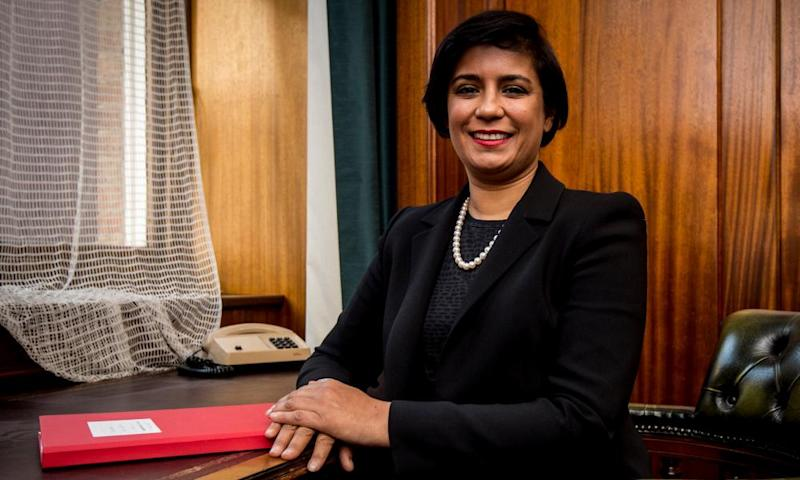 Judge Anuja Ravindra Dhir