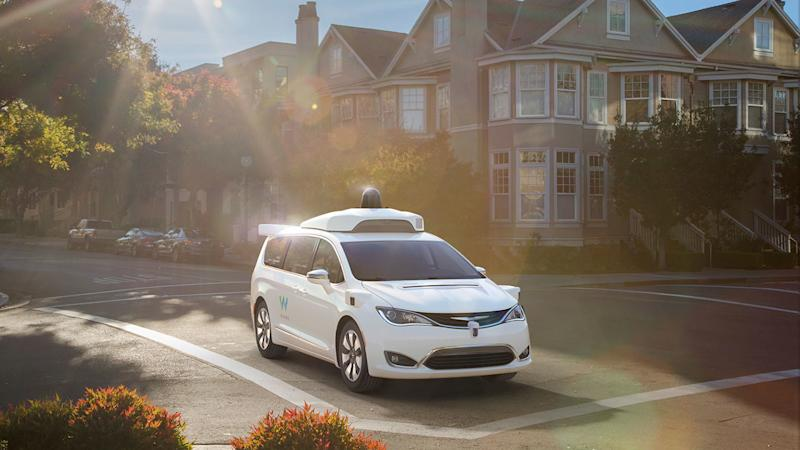 Atlanta is the latest testing ground for Waymo self-driving cars