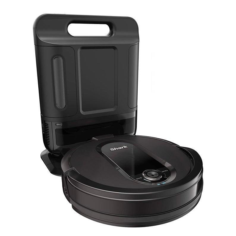 """Don't be taken aback by the steep price of this robot vacuum. The bagless, self-emptying base holds up to 30 days of dirt, and the device's self-cleaning brush roll removes pet hair so you don't have to deal with unraveling unsightly hair wraps. You can program whole-home cleanings (<a href=""""https://amzn.to/3jJ7TYm"""" rel=""""nofollow noopener"""" target=""""_blank"""" data-ylk=""""slk:one reviewer"""" class=""""link rapid-noclick-resp"""">one reviewer</a> """"schedules cleaning an hour before I arrive home during the weekdays and an hour before I wake up on the weekends"""") using an app on your smart phone or with Amazon Alexa or Google Assistant, and the vacuum knows when to return to its dock to recharge. Congrats, you've officially made it to <em>Smart House</em>–level living. $600, Amazon. <a href=""""https://www.amazon.com/Shark-R1001AE-Self-Empty-Connected-Capacity/dp/B07S864GPW/ref=sr_1_1"""" rel=""""nofollow noopener"""" target=""""_blank"""" data-ylk=""""slk:Get it now!"""" class=""""link rapid-noclick-resp"""">Get it now!</a>"""