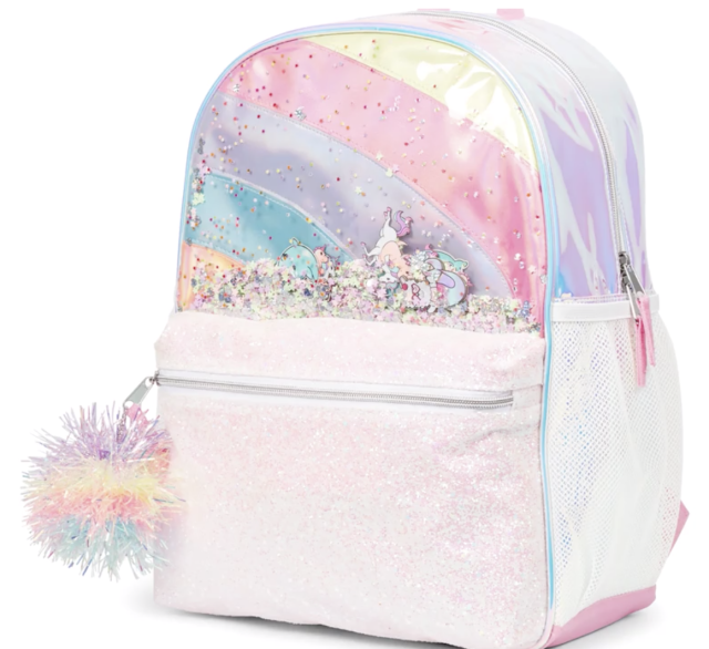 childrens place rainbow backpack