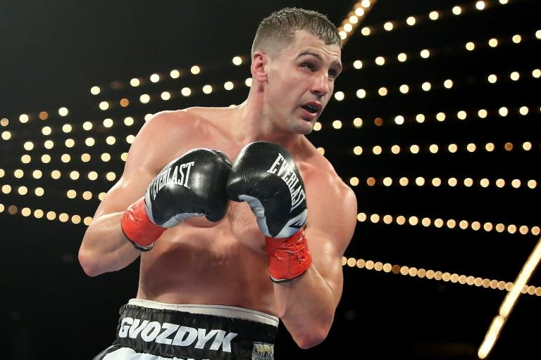 Ukraine boxer Oleksandr Gvozdy was released from a US hospital on Sunday after suffering a concussion in a light heavyweight world title loss Friday in Philadelphia