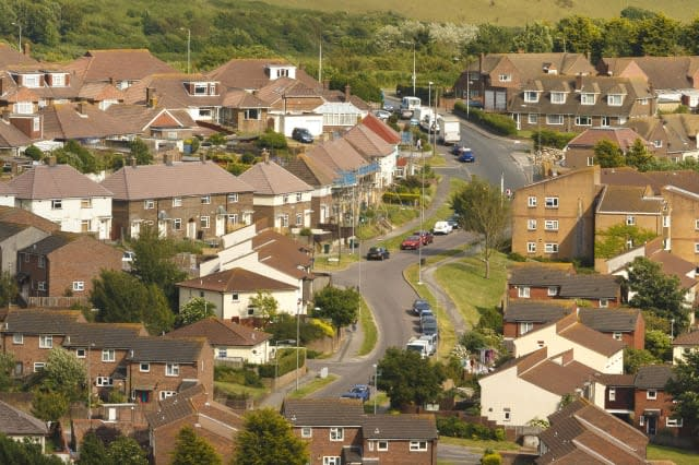 Fall in benefits capped households