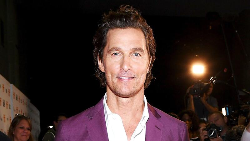Happy Veterans Day! Matthew McConaughey, Reese Witherspoon, Chris Pratt and More Honor the Troops