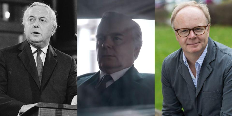 "<p>Watkins, the BAFTA-winning star of The Lost Honour of Christopher Jefferies, will star as Prime Minister <a href=""https://www.gov.uk/government/history/past-prime-ministers/harold-wilson"" rel=""nofollow noopener"" target=""_blank"" data-ylk=""slk:Harold Wilson"" class=""link rapid-noclick-resp"">Harold Wilson</a>, who was in office in the late '60s and late '70s. </p>"