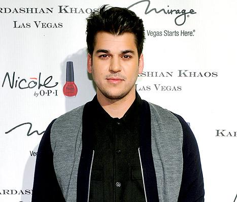 Rob Kardashian: 25 Things You Don't Know About Me