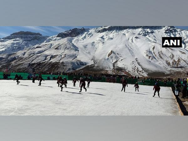 National Under-20 Ice Hockey Tournament to begin on January 27 in Kaza, Lahaul and Spiti district.