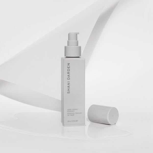 <p>After cleansing, layer a few drops of this <span>Shani Darden Skin Care Sake Toning Essence</span> ($52) on your face if you're looking to brighten the appearance of your skin. It also helps to reduce oil production, thus working to keep skin free from clogged pores and acne.</p>