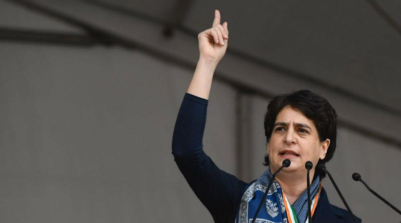 Priyanka Gandhi Asked to Vacate Official Bungalow In Accordance With SPG Cover Withdrawal, Given Time Till August 1