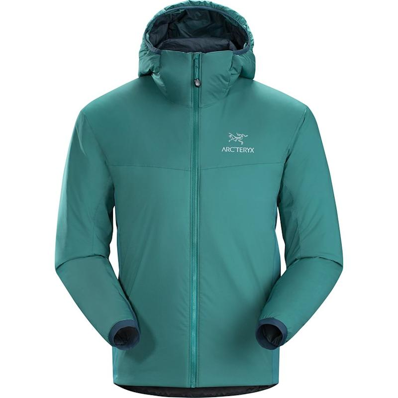 Arc'teryx Atom LT Hooded Insulated Men's Jacket (Credit: Backcountry)