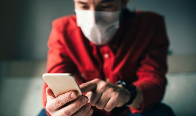 Coronavirus: Even limited use of contact-tracing apps has effects, says study