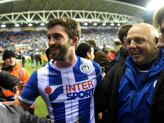Wigan hero Will Grigg claims beating Manchester City was bigger upset than 2013 FA Cup win