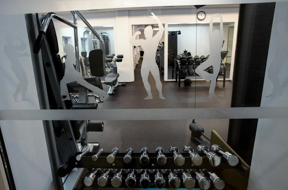 <p>Weights anyone? (GETTY) </p>