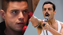 <p><em>Bohemian Rhapsody</em> recieved mixed reviews, but one thing that all critics agreed on – they all went gaga for Rami Malek's transformative performance as Freddie Mercury. </p>