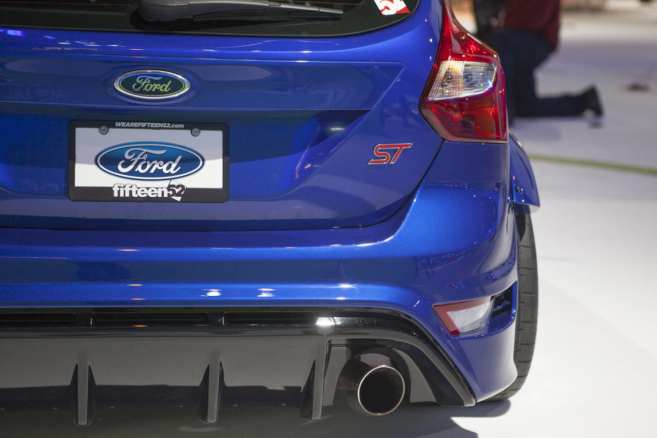 Ford Focus TrackSTer concept