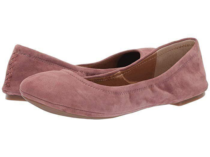 The Lucky Brand Emmie shoe is on sale at Zappos.  (Photo: HuffPost)