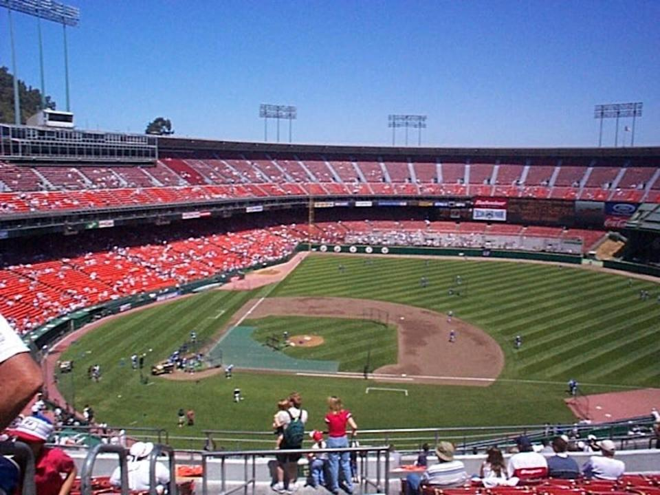 The memorable 1961 MLB All-Star Game – National v. American leagues v. wind