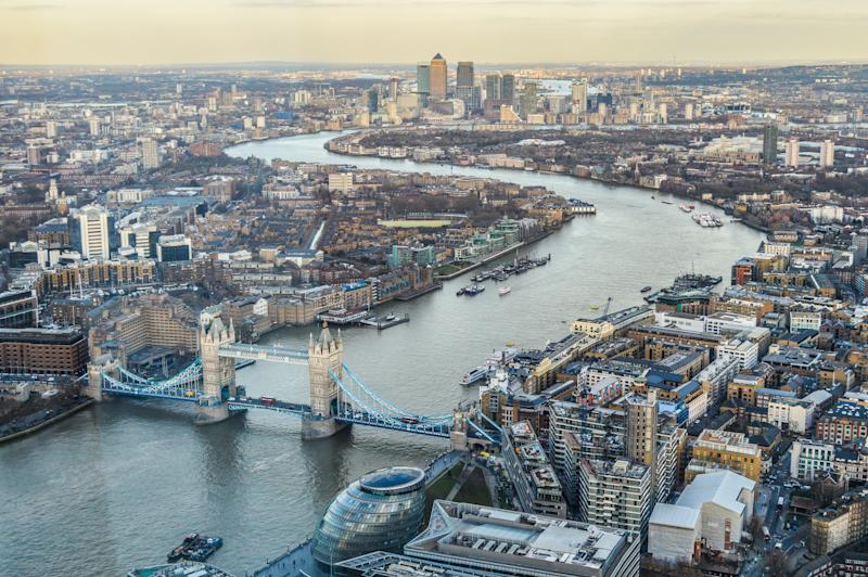U.S. to London from $400 Round-Trip