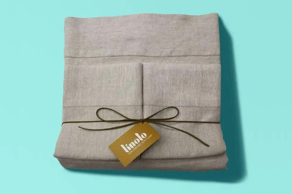 """<p><strong>Linoto</strong></p><p>linoto.com</p><p><strong>$349.00</strong></p><p><a href=""""https://www.linoto.com/100-linen-sheet-sets/"""" rel=""""nofollow noopener"""" target=""""_blank"""" data-ylk=""""slk:Shop Now"""" class=""""link rapid-noclick-resp"""">Shop Now</a></p><p><strong><em><em>•</em></em> Material</strong><strong>:</strong> 100% linen</p><p><a href=""""https://www.goodhousekeeping.com/home-products/best-sheets/g25937065/best-linen-sheets/"""" rel=""""nofollow noopener"""" target=""""_blank"""" data-ylk=""""slk:Linen sheets"""" class=""""link rapid-noclick-resp"""">Linen sheets</a> have a unique texture, breathable feel, and a relaxed look on your bed. This set from Linoto impressed our experts with <strong>superior</strong><strong> fabric strength and overall durability compared to other linen sheets. </strong>And while they're not as soft as other sheets in this roundup, their softness scores were on par for other linen options.</p><p>The set also stands out for its customization options: Choose from 26 colors, four fitted sheet depths and two pillowcase styles. The set is pricey, but it's normal for linen to cost more than cotton sheets. Plus, the material is sourced from Europe and then made in the U.S.</p>"""