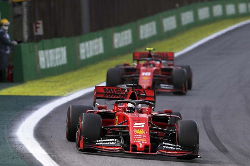 Leclerc doubts expiring contract will upset Vettel