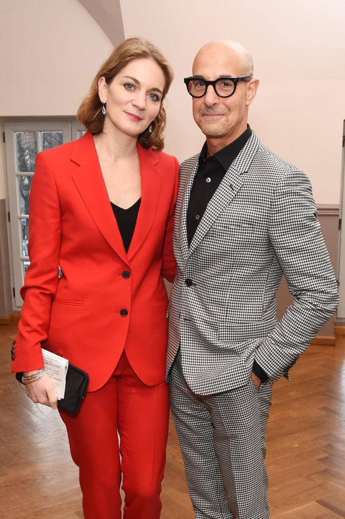Felicity Blunt and Stanley Tucci married in 2012. (Photo: David M. Benett/Dave Benett/Getty Images for Paul Smith)