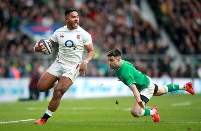 Manu Tuilagi is one of the game's most devastating runners